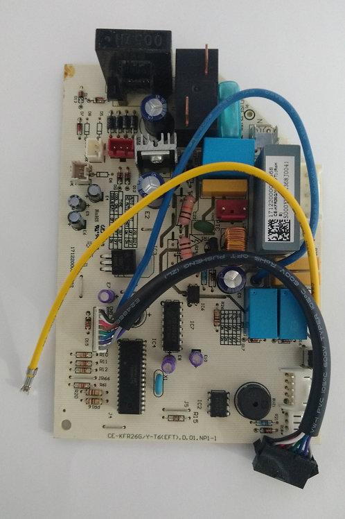 Placa PCB KOS 07.09QCG2/KOW07.09QCG2 NOVO CONECTOR