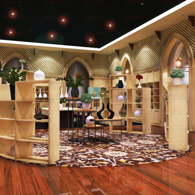 Gift & Souvenir Area - Boutique Karyanek
