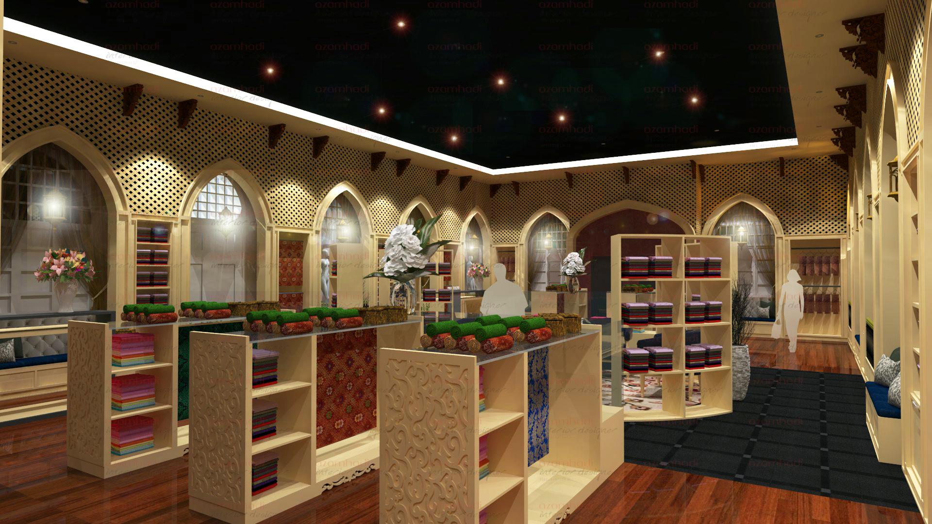 Tenun Area - Boutique Karyaneka