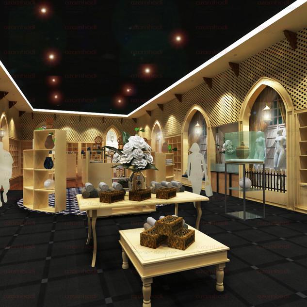 Gift & Souvenir Area 7 - Boutique Karyan