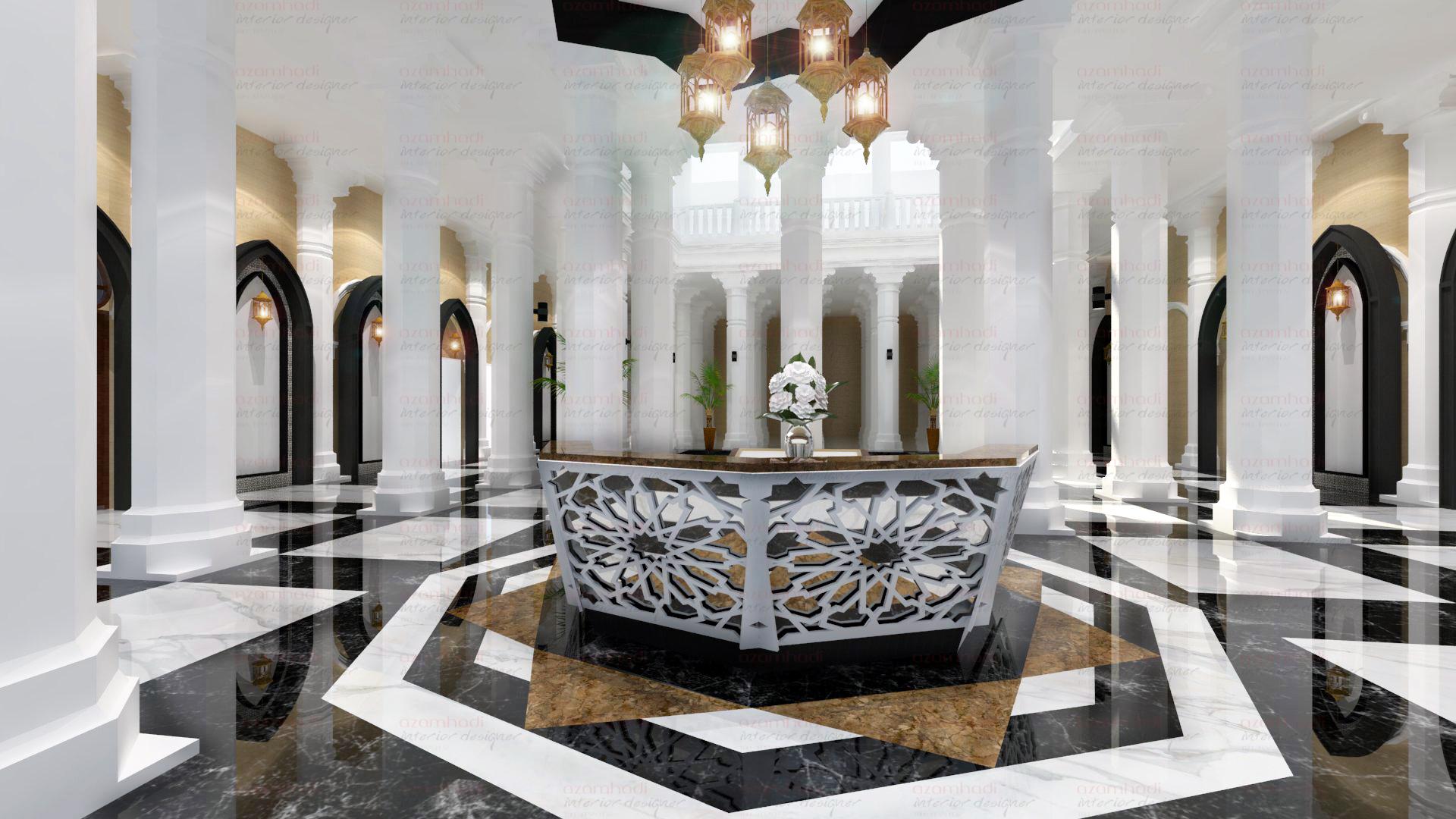 Lobby Area - Karyaneka