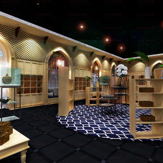 Gift & Souvenir Area 10 - Boutique Karya