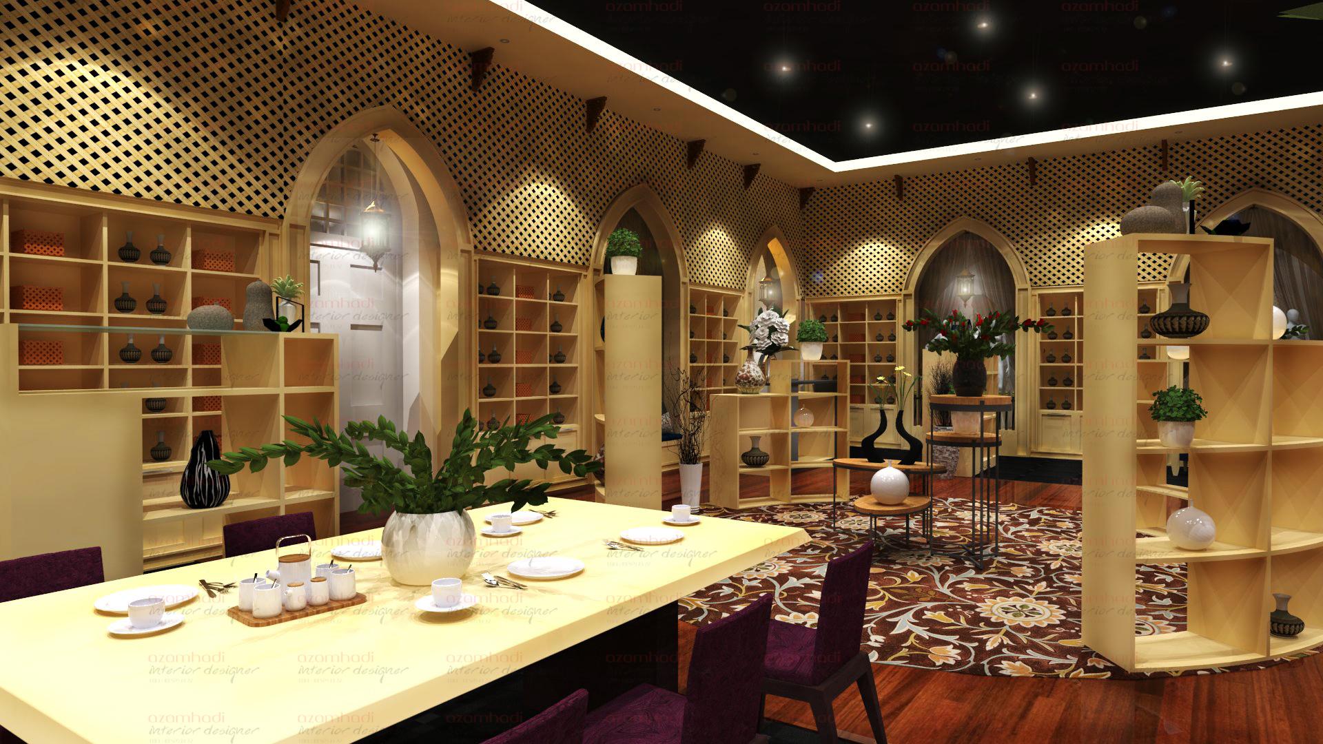 Gift & Souvenir Area - Boutique Karyaneka