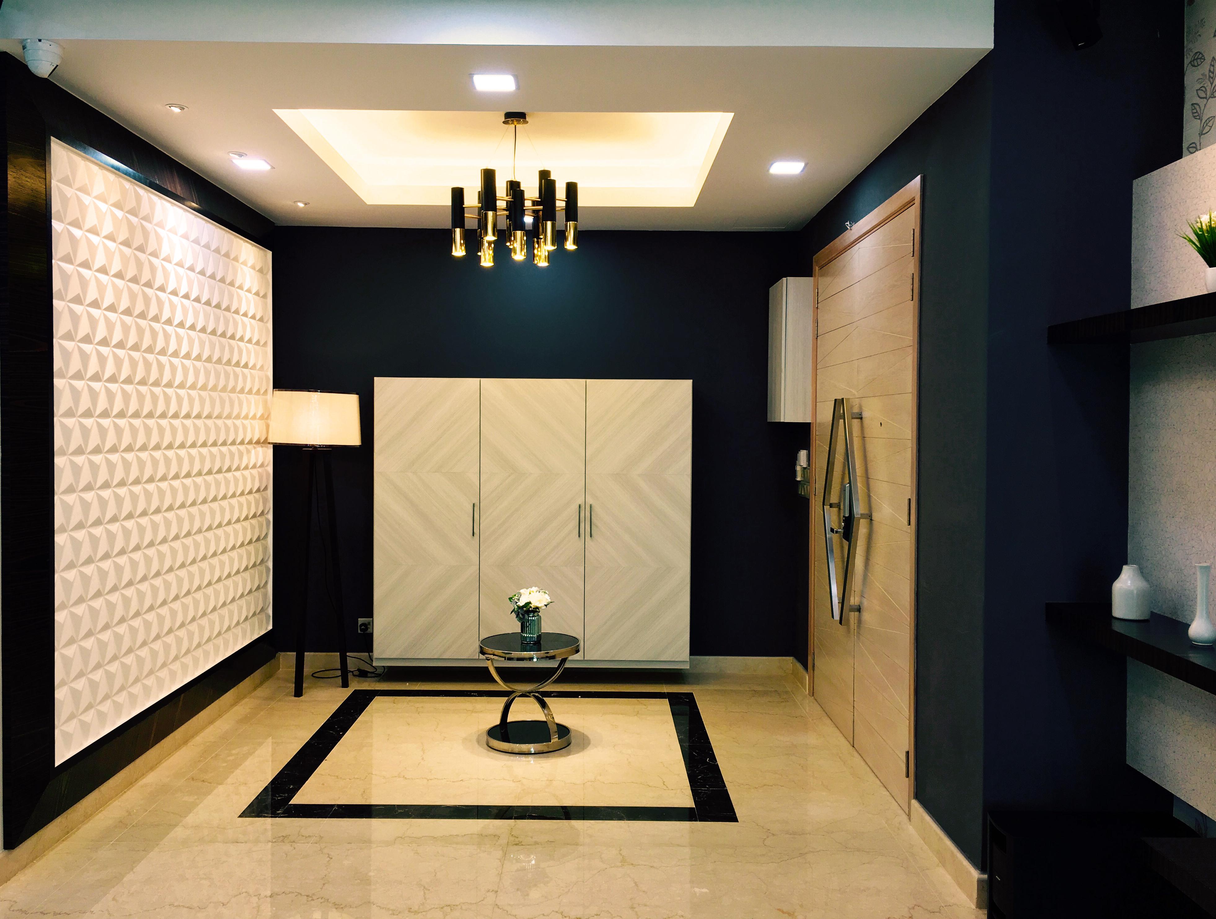 Entrance Area - Ground Floor