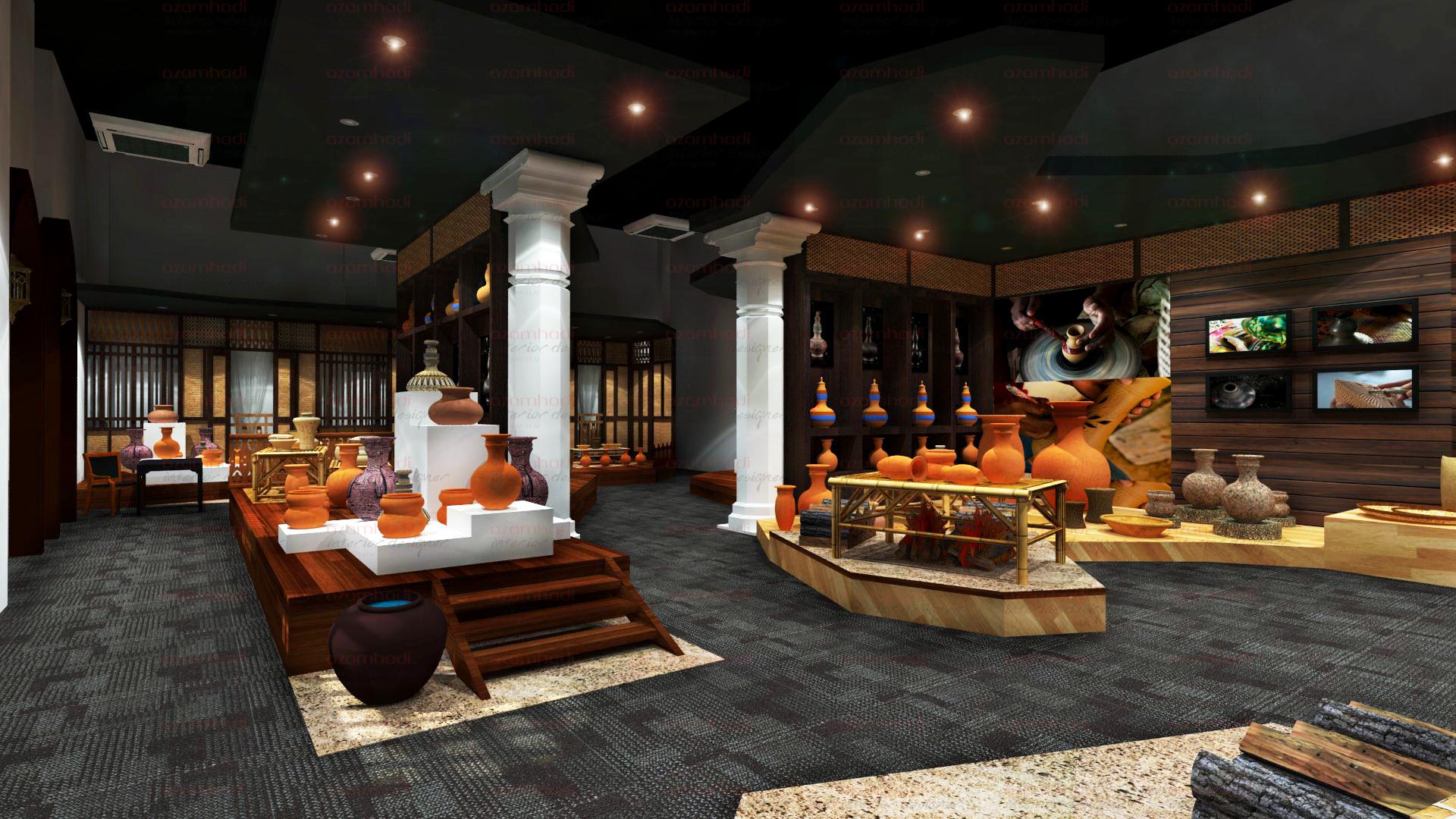 Rimba Area - Muzium Karyaneka