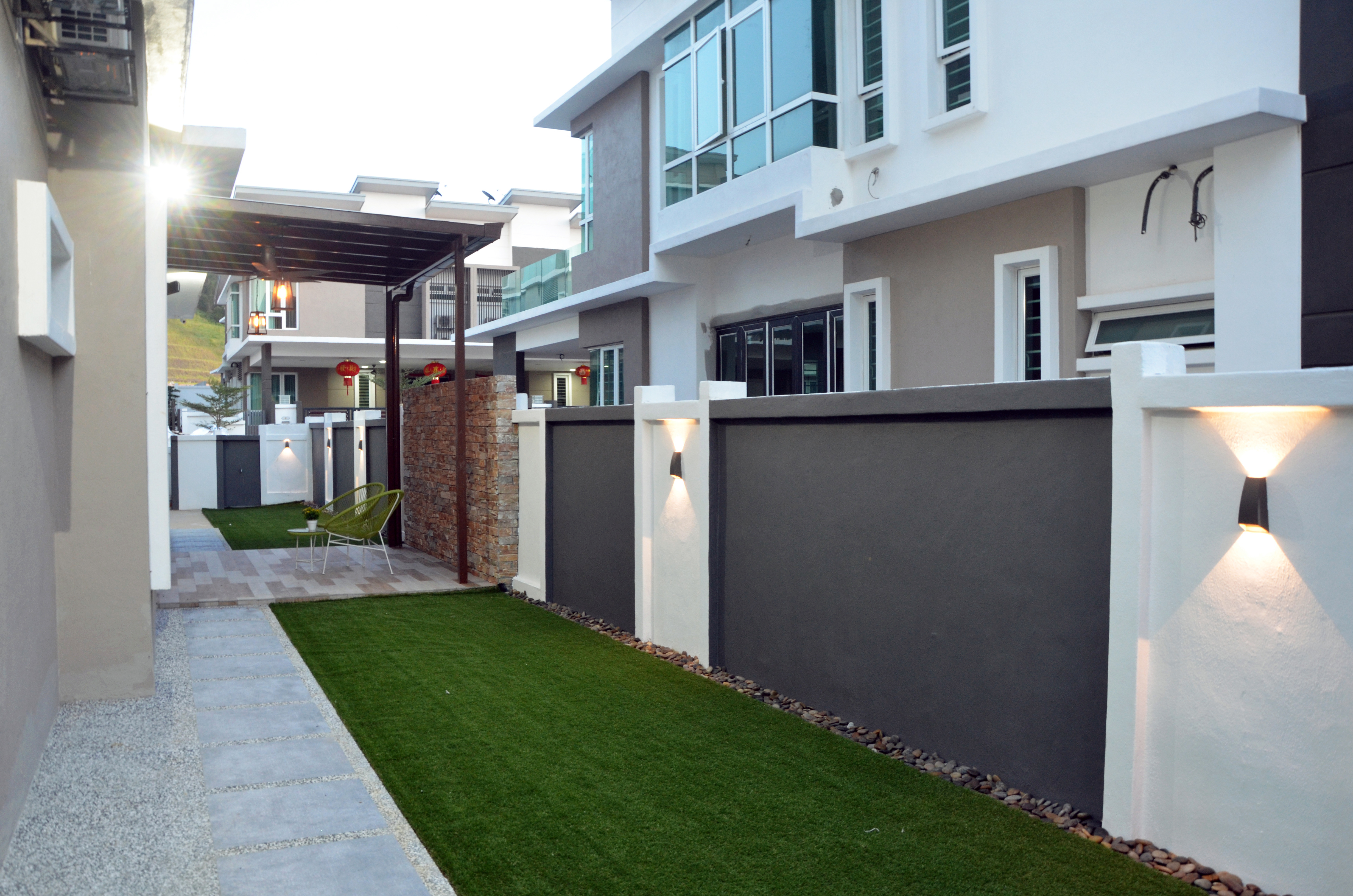 Yard Area