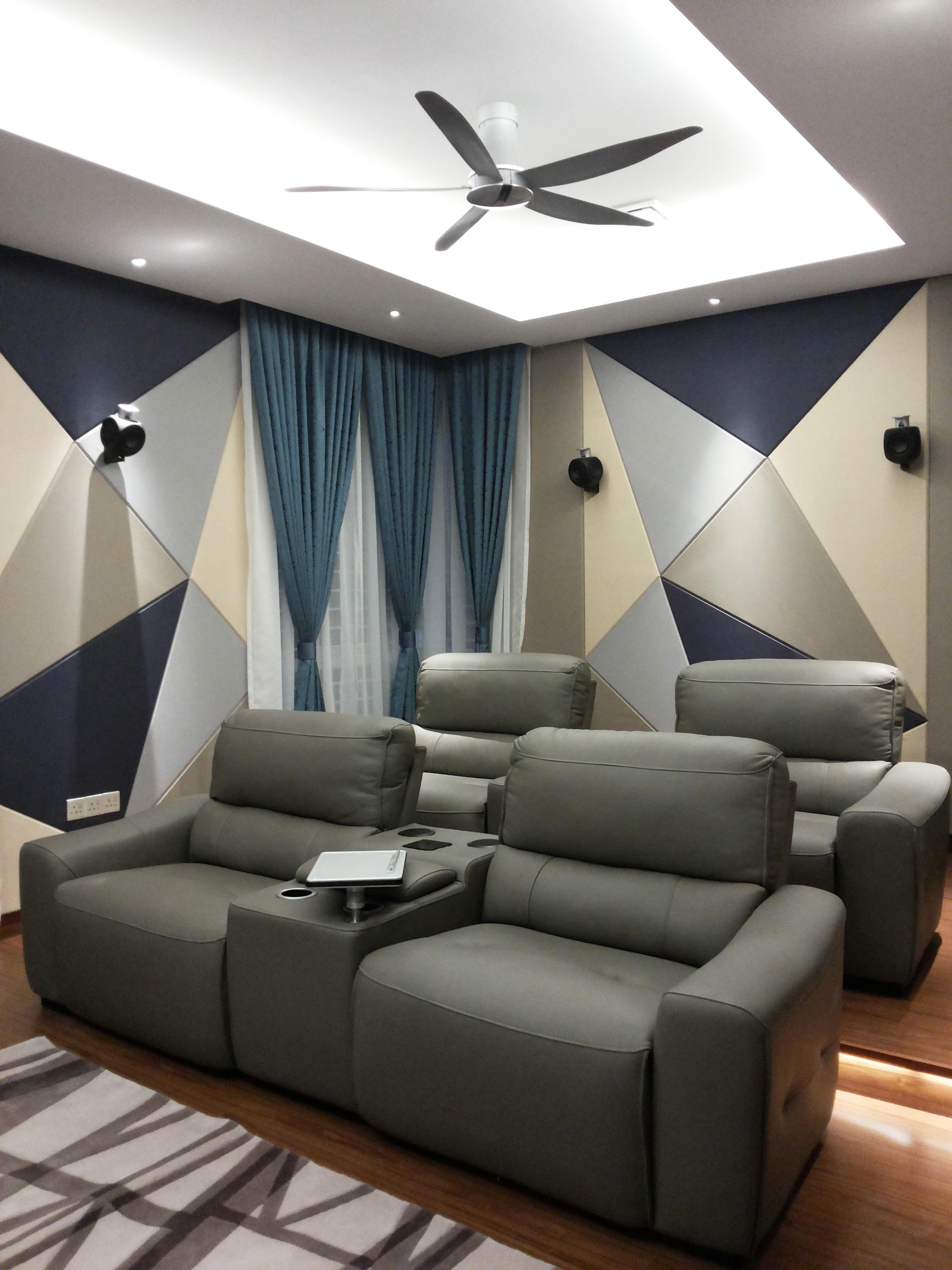 Mini Cinema Room