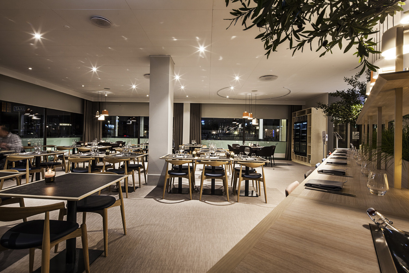 BrasserieX-aften-Quality-Airport-Hotel-Dan