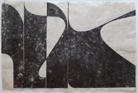 Anne Kari Ødegård / Morfose / Kollografi / 53 x 76 cm / kr 4100