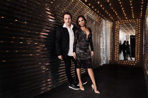 Maurizio & Charlene