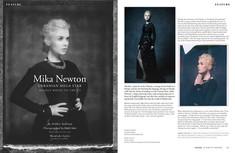 Mika Newton