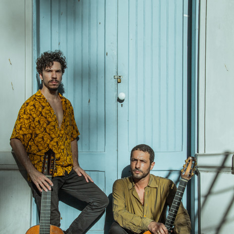 7 Pra Cigano (Victor Ribeiro e Yuval Ben Lior) foto: Micael Guedes