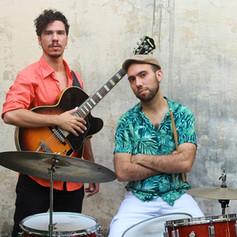 Victor Ribeiro e Lucas Fixel
