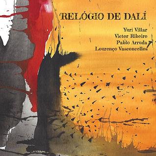 Relógio de Dalí EP - capa.JPG