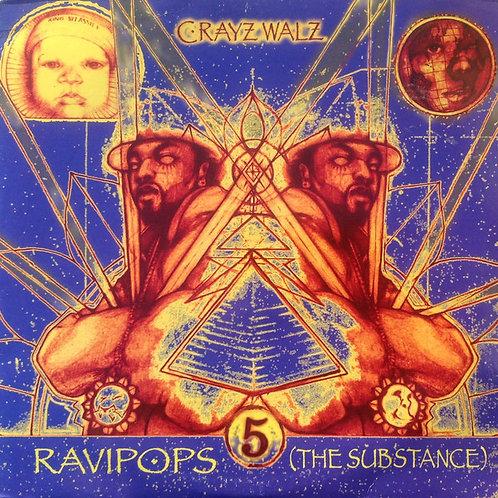 RAVIPOPS (The Substance) #6 (Digital Download)