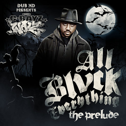 All Blvck Everything: The Prelude #26 (Compact Disc)