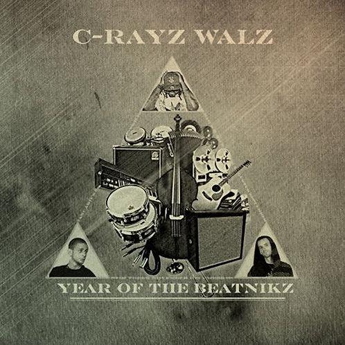 C-Rayz Walz – Year Of The Beatnikz (Compact Disc)