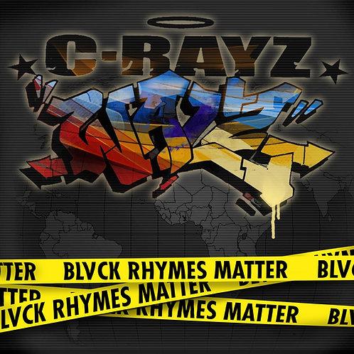 BLVCK RHYMES MATTER #41 (Digital Download)