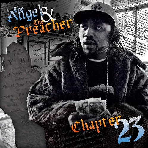 C-Rayz Walz-Chapter 23: The Angel and the Preacher #40 (Compact Disc)