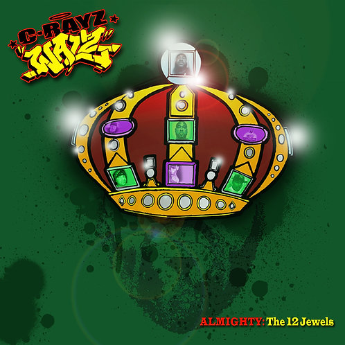 Almighty: The 12 Jewels #34 (Digital Download)