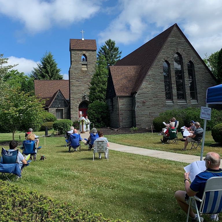 In-person Worship Sunday, May 23, 2021