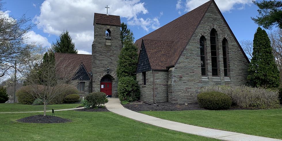 In-Car Worship Saturday, April 3 The Great Vigil of Easter (1)