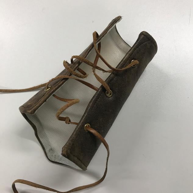 Armrüstung aus worbla's