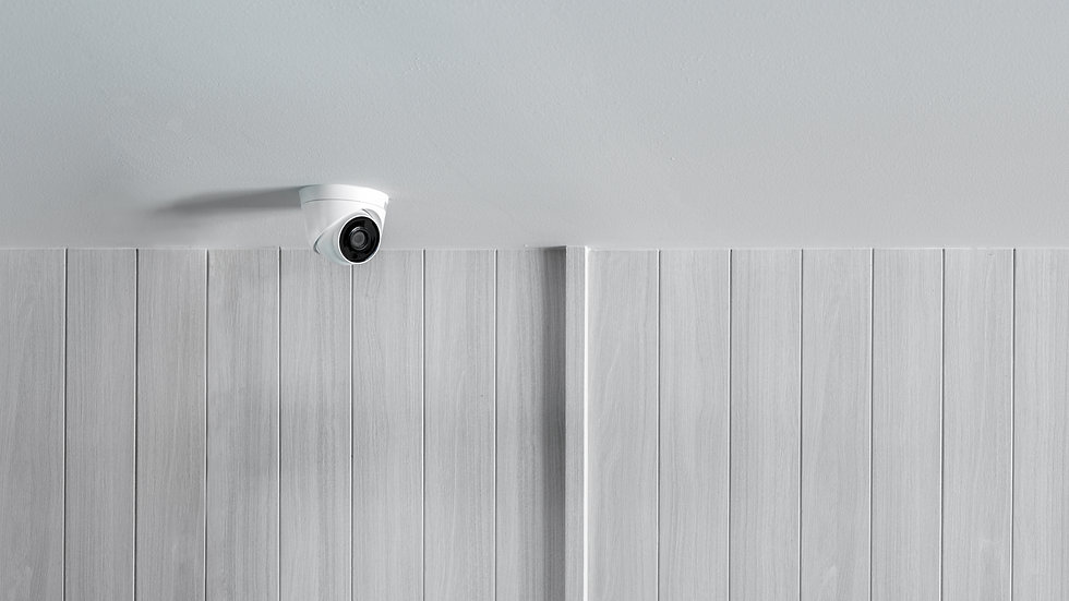cctv-camera-security-system-on-interior-