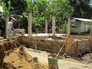 Block Work - Las Flores, Belize (January 23 - 30, 2017)