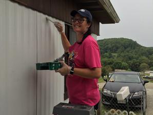House Repairs - Dunbar, PA (July 19 - 23, 2016)