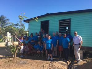 St. John's House - Belize City, Belize (February 19 - 26, 2017)
