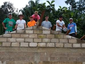 Block Work - Las Flores, Belize (January 7 - 15, 2019)