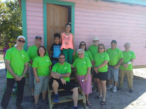 Monsignor Harris House - Burrell Boom, Belize (March 4 - 11, 2018)