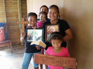 Bill Schaefer House - Ladyville, Belize (October 18 - 25, 2015)