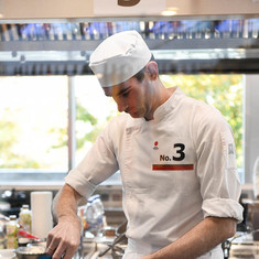 Joe Kimura Downie, private chef, private dining