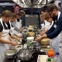 Teambuilding Class Sushi