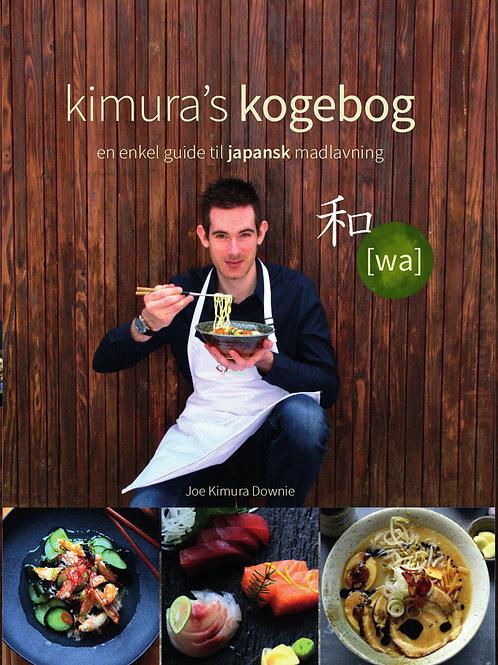 Kimura's Kogebog (danish)
