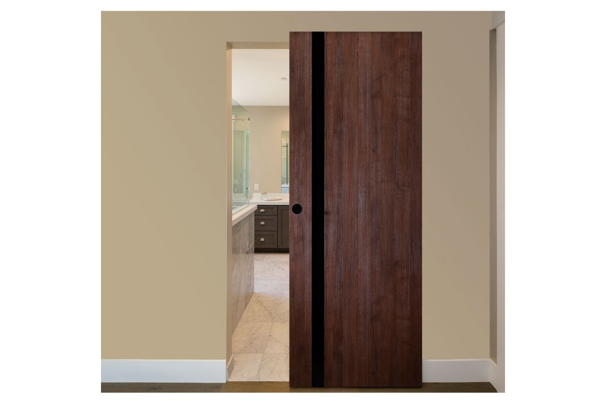 Magic Hung Door