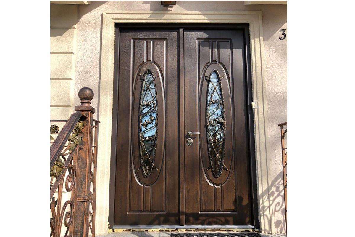 Custom Double Door