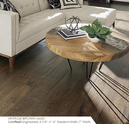 HC Vintage Brown Oak