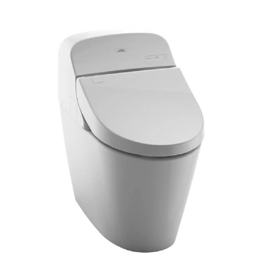 Toto Integrated Washlet and Toilet