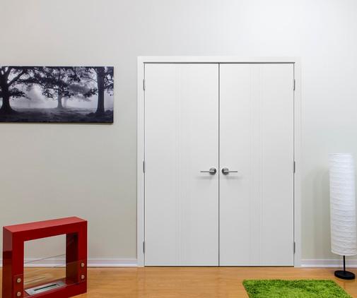 Double Door View