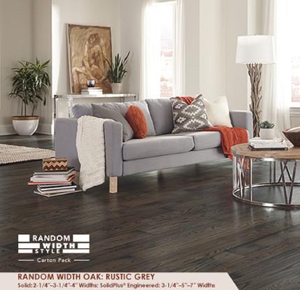 Specialty Rustic Grey