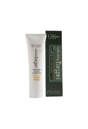 Crema Corpo Cellulite All'olio D'argan E Macadamia Natura d' Argan