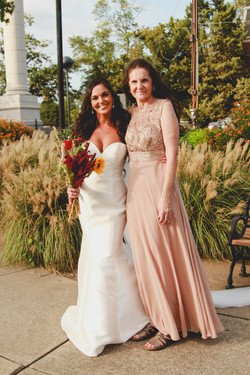 The Bride & Her Beautiful Mother