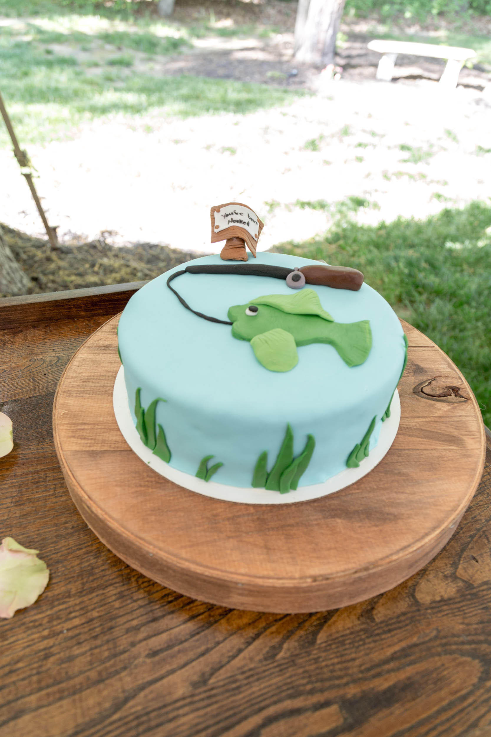 Goom's cake