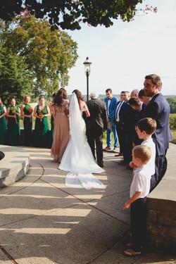 John & Melissa's wedding