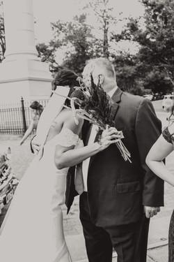 Melissa & John's Wedding Day