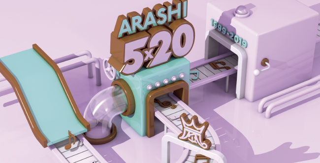 ARASHI 読売新聞