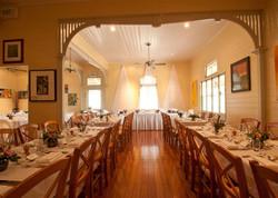 Azure Internal Dining Setting